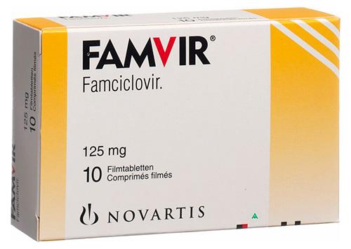 Фамивр в таблетках является весьма эффективным средством для лечения герпеса (и не только на губах)